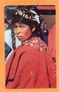 Guatemala Old Postcard Mailed - Guatemala