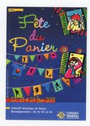 Carte Pub - BOUCHES DU RHONE -  COLLECTION N°166 - FÊTE DU PANIER 2001 - Marsella
