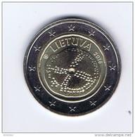 Lituania - 2 Euro Commemorativo 2016 - Cultura Baltica - Lituania