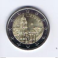 Lituania - 2 Euro Commemorativo 2017 - Vilnius - Lettonia