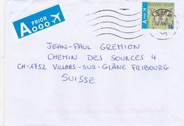 Brief In Die Schweiz (br1226) - Briefe U. Dokumente