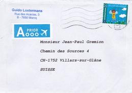 Brief In Die Schweiz (br1228) - Briefe U. Dokumente