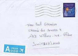 Brief In Die Schweiz (br1229) - Briefe U. Dokumente