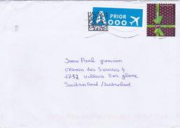 Brief In Die Schweiz (br1231) - Briefe U. Dokumente