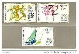 BRDMi.Nr.1206-08**/ (1984) Olympiade LA - BRD