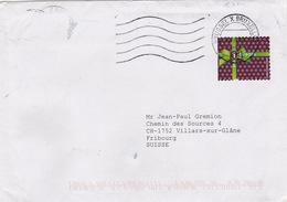 Brief In Die Schweiz (br1232) - Briefe U. Dokumente