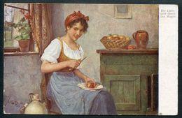 Die Liebe Geht Durch Den Magen, B.K.W.I.,  1917 - Suess, Josef