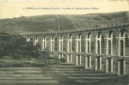 22 Cotes D Armor CESSON Prés St Brieuc Le Pont Du Chemin De Fer D Yffiniac - Altri Comuni