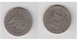 CAMEROUN - 100 FRS 1968 - Cameroon