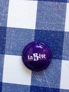 °CAPSULE CAPS Biere Beer Bier Birra Cerveza Piwo Pilsen : La Bete Brasserie Castelain - Bière