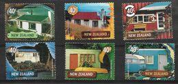 NEW ZEALAND 2002 Holiday Hideaways - Nuova Zelanda