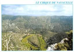 LE CIRQUE DE NAVACELLE Le Belvedere Herault 23(scan Recto-verso) MA2125 - France