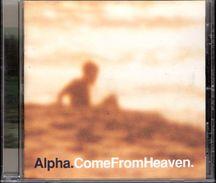 "ALPHA - ""COME FROM HEAVEN"" - CD - VIRGIN (1997) - Disco, Pop"
