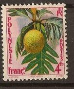FRENCH POLYNESIA 1959, Definitive, Fruit - French Polynesia