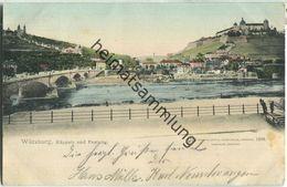 Würzburg - Käppele Und Festung - Wuerzburg