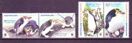 AAT 2007 Australia WWF BIRDS Royal Penguin 4v  MNH** - Australian Antarctic Territory (AAT)