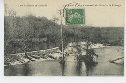 L'ORBRIE - La Chaussée Du Moulin De Pilorge - France