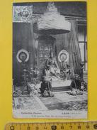 LAOS - S.M. Sisavong Vong, Roi De Luang Prabang Collection Raquez Série F, N°1 - Laos