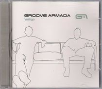 "GROOVE ARMADA - ""VERTIGO"" - CD - ZOMBA RECORDS (1999) - Musik & Instrumente"