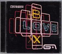 "GROOVE ARMADA - ""LOVEBOX"" - CD - ZOMBA RECORDS (2002) - Musik & Instrumente"