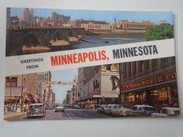 D154373 Mineapolis Minnesota  -Ladányi Pál  1962  Northwest Airplines Sticker - Minneapolis
