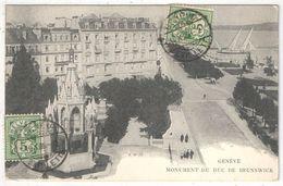 GENEVE - Monument Du Duc De Brunswick - FH 39 - GE Genève