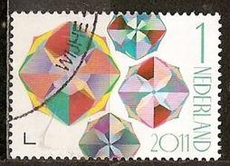 Pays-Bas Netherlands 2011 Obl - 1980-... (Beatrix)