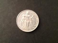 Nouvelle Caledonie 5 Francs 1986 - Nouvelle-Calédonie