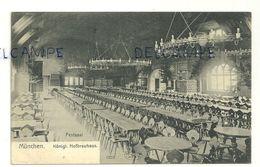 Allemagne. München. Munich. Königl. Hofbrauhaus. Feestsaal. Salle Des Fêtes. 1907 - Muenchen