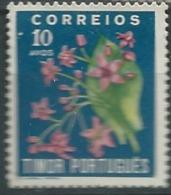 Portugal - Timor    - Yvert N° 271  (*) Nsg  - Ava16915 - Timor