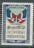 Republique Dominicaine   - Aérien - Yvert N° 63 (*)     - Ava16939 - Dominicaine (République)