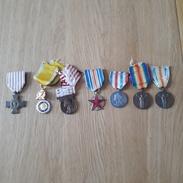 Lot De Medailles - Frankreich