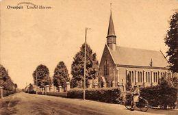 Overpelt - Lindel-Hoeven (animatie, Kerk, 1937) - Overpelt