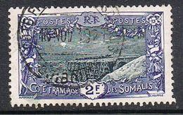 COTE DES SOMALIS N°98 - Côte Française Des Somalis (1894-1967)