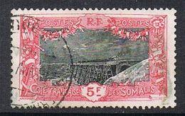 COTE DES SOMALIS N°99 - Côte Française Des Somalis (1894-1967)