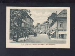 Romania PPC Sibiu Strada Regina Maria - Roemenië