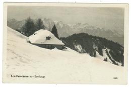 Suisse // Schweiz // Switzerland //  Vaud //  Montreux, La Pacoresse Sur Sonloup - VD Vaud