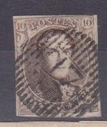 Belgique N°10A 10C D17 FRASNES Margé + Voisin  COBA+20+ Pour Marges Voir Scan RRR - 1858-1862 Medaglioni (9/12)