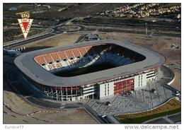 Stadium Nuevo La Condomina (Murcia) Postcard - Size: 15x10 Cm. Aprox. - Calcio
