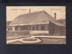 Romania PPC Covasna Bai Fero Carbonice 1926 - Romania
