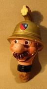 BOUCHON TETE De POMPIER - Firemen