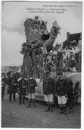 Chalon-s-Saône -- Carnaval 1914  L'oiseau Bleu (Char Des Reines) - Chalon Sur Saone