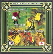 MOZAMBIQUE  World Cup-2002  S/Sheet  MNH - World Cup