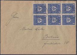 DR Brief Mef Minr.6x 202 München - Deutschland