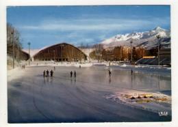 CP 10*15-F1360-GRENOBLE ANNEAU DE PATINAGE DE VITESSE LE PALAIS DE GLACE - Grenoble