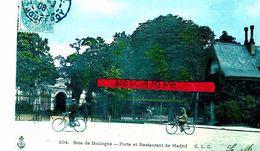 Neuilly-sur-Seine-  Bois De Boulogne - Neuilly Sur Seine