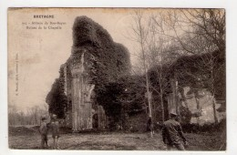 CPA-F1466-ABBAYE DE BON REPOS RUINES DE LA CHAPELLE - France