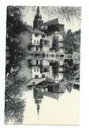 Chassepierre - Eglise Et Maison Reflet Dans L'eau - Edit. A. Longueville, Bazar, Florenville - Chassepierre
