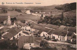 Chassepierre - Panorama Sépia - N'a Pas Circulé  - Edit. L. Duparque, Florenville - Chassepierre