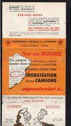 """Publicité1930 Env. / Dépliant  """" TEXACO """" Graisse,compresseur Graisseur Pour Automobiles,camions,etc à Paris - Pubblicitari"""